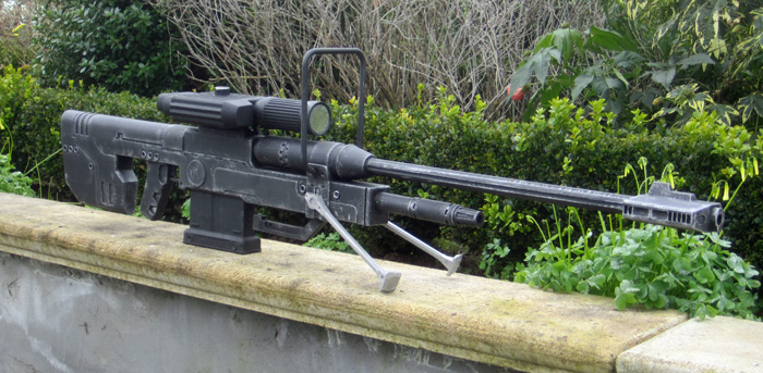 Halo 3 Sniper Rifle
