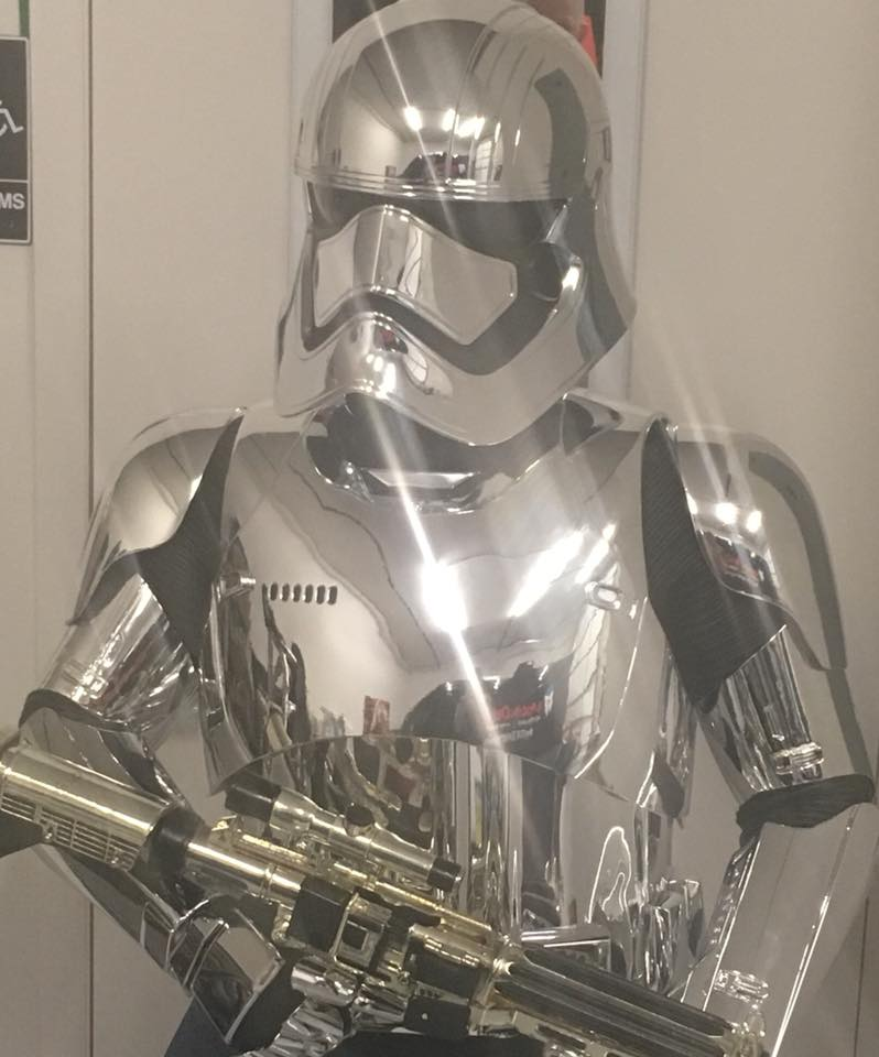 Captain Phasma Costume Replica