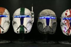Republic Commando Helmets