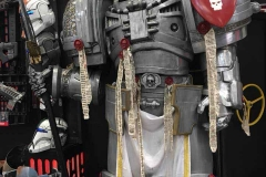 Grey Knight Terminator Costume