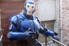 GA6E Robot Costume