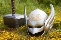 Lady Thor Helmet
