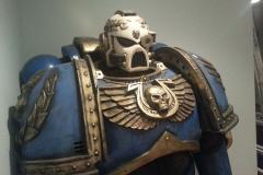 Captain Titus of the Ultramarines